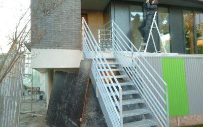 Berardo escalier garde corps